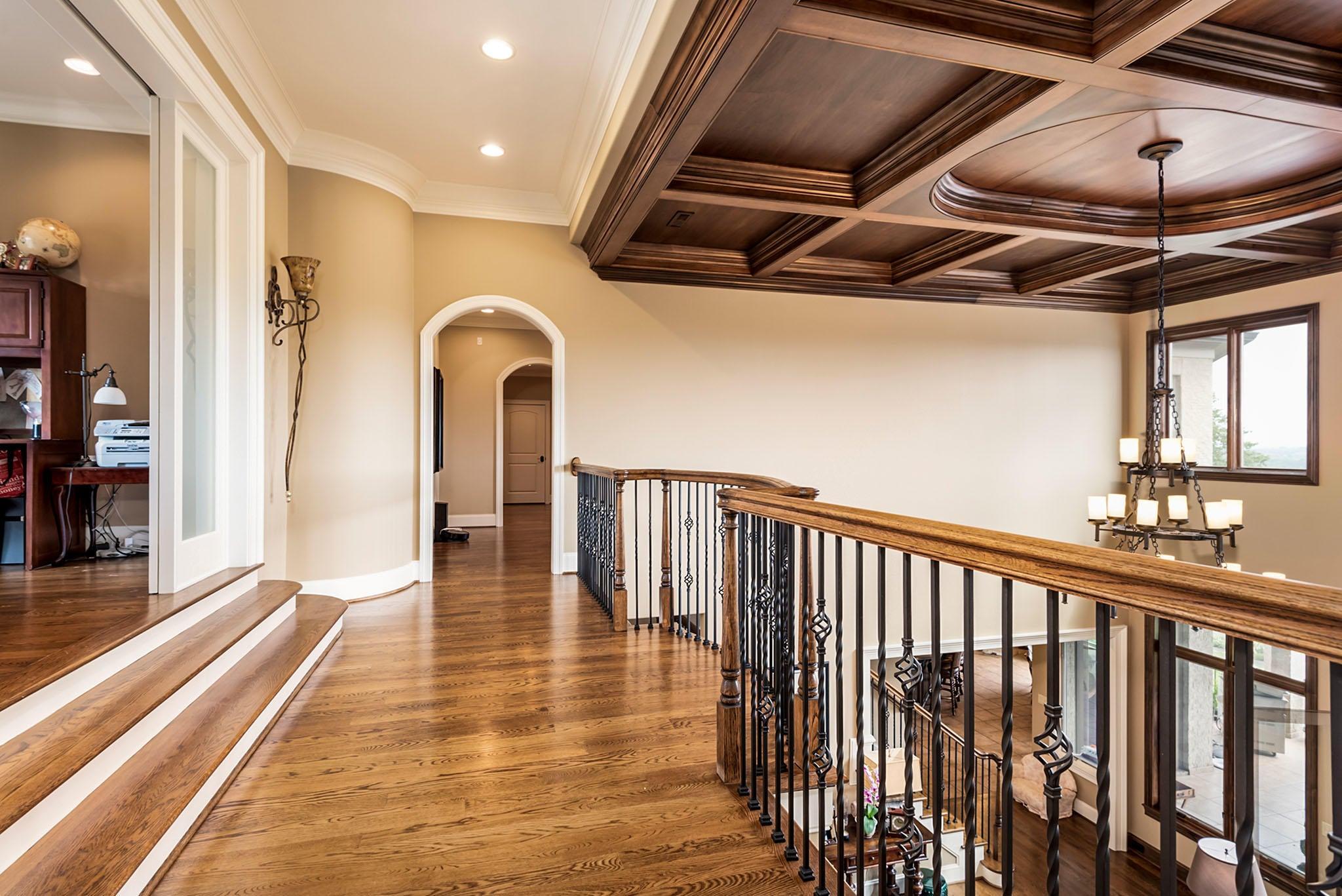 Upper Level Balcony