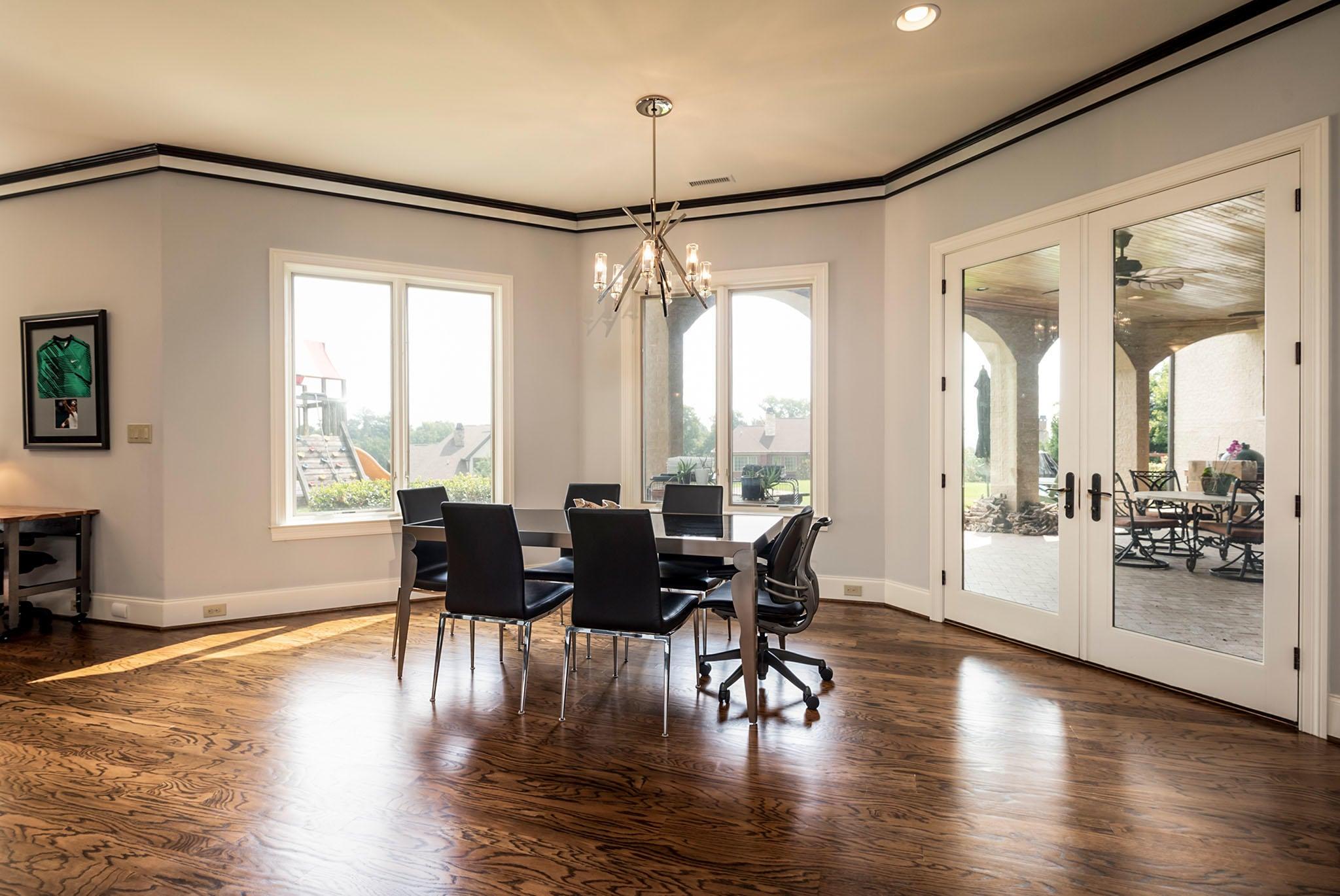 Terrace Level Breakfast Room