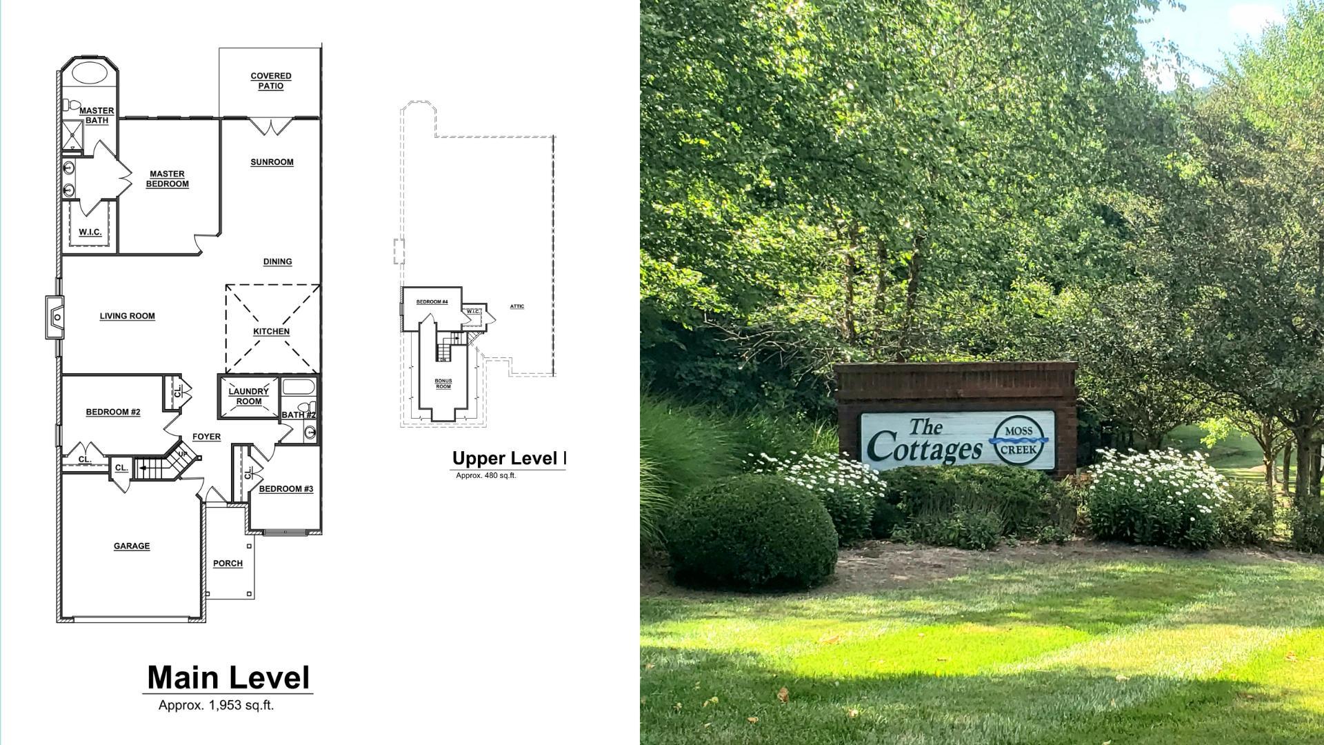 Moss Creek Floor Plan