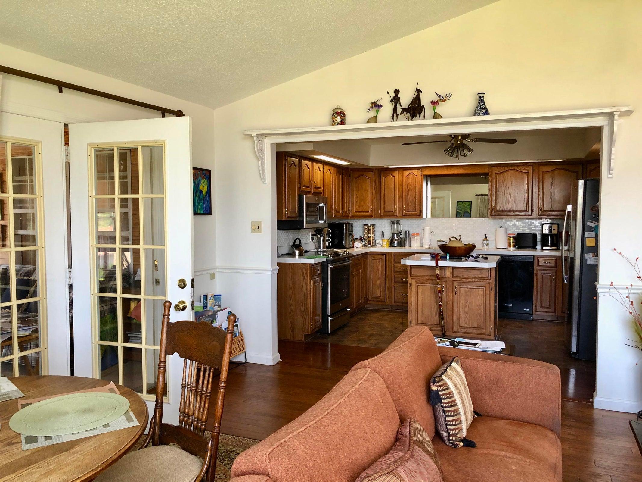 KitchenLRSunroom