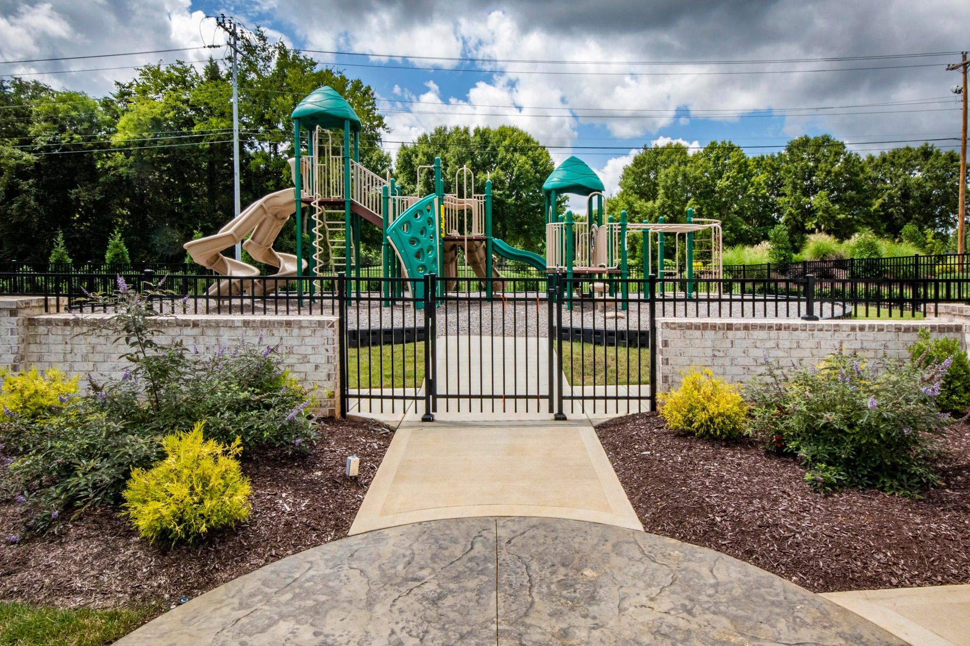 Brookmere community play area