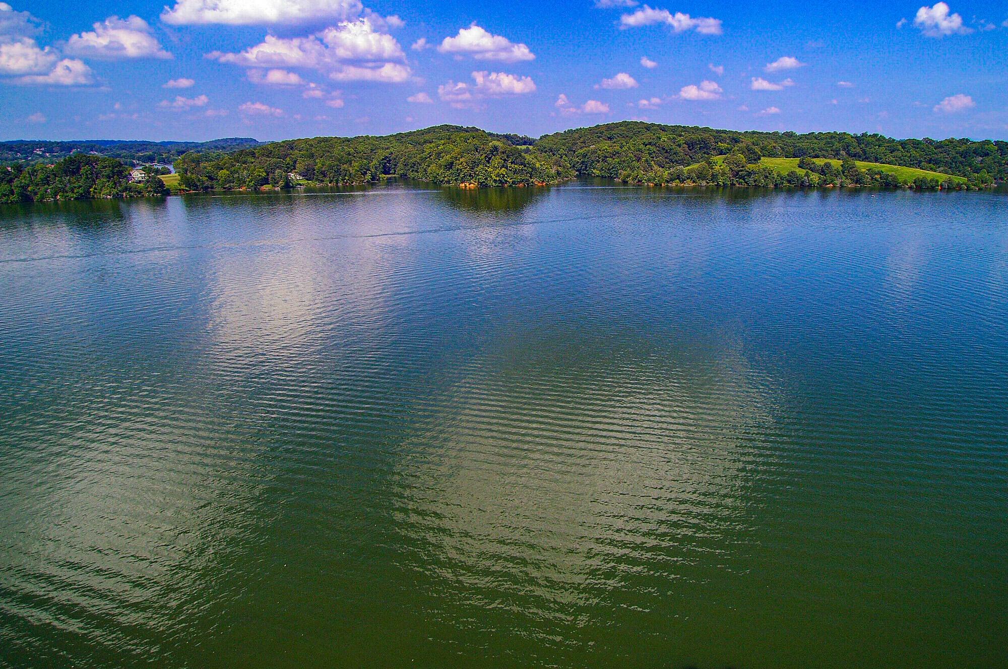 Lake at house