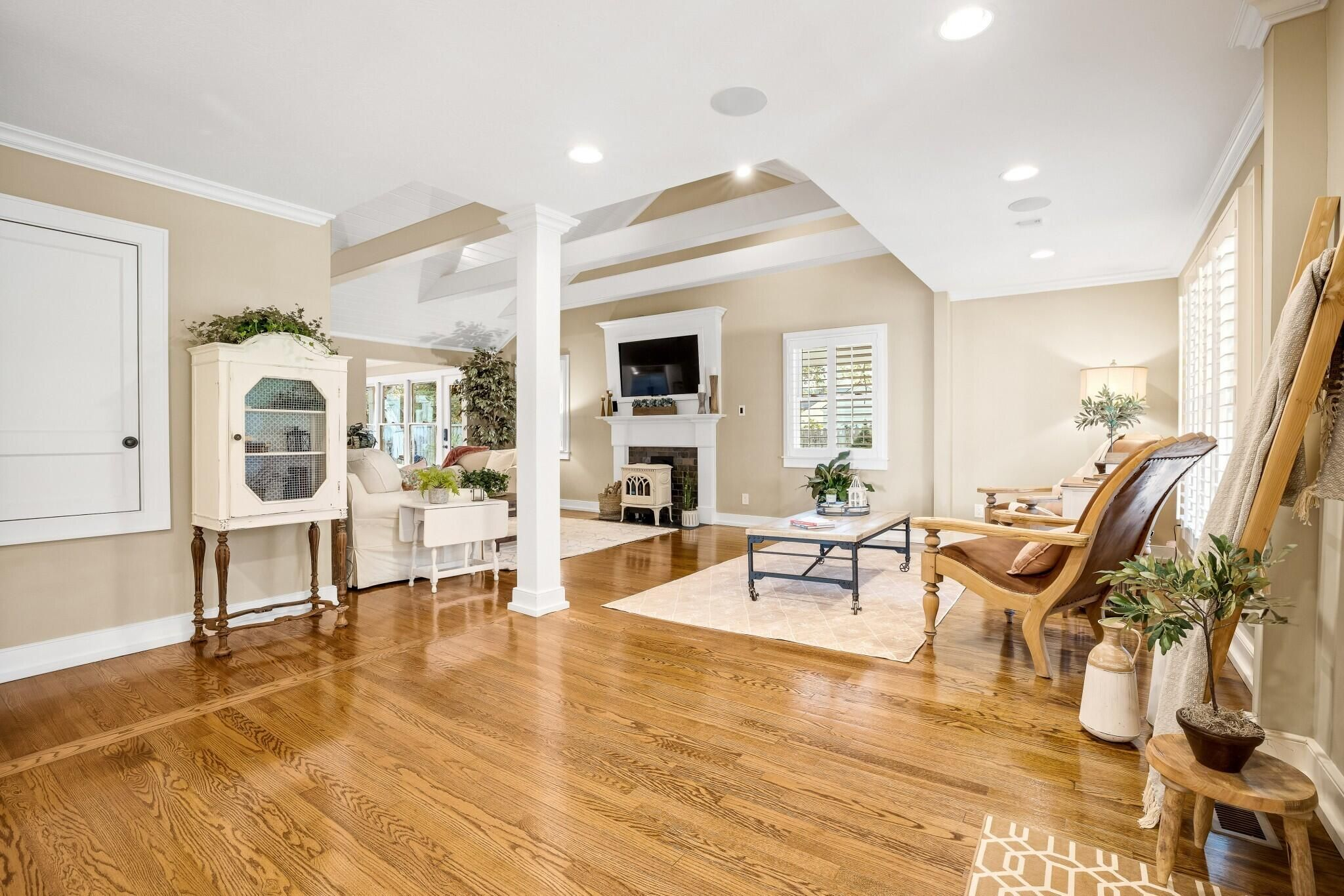 Family Room from Entry