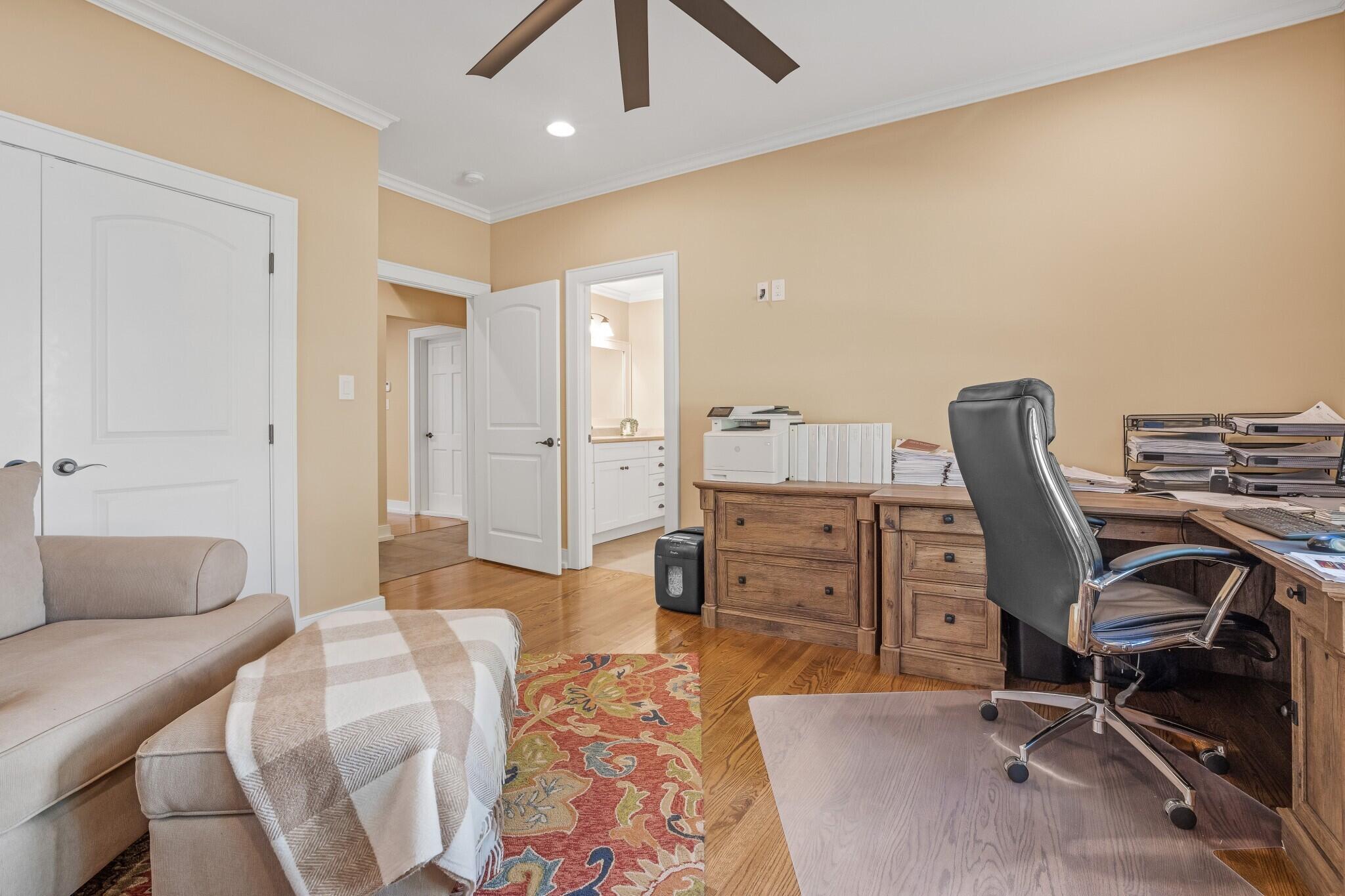 Bedroom 3 or Office