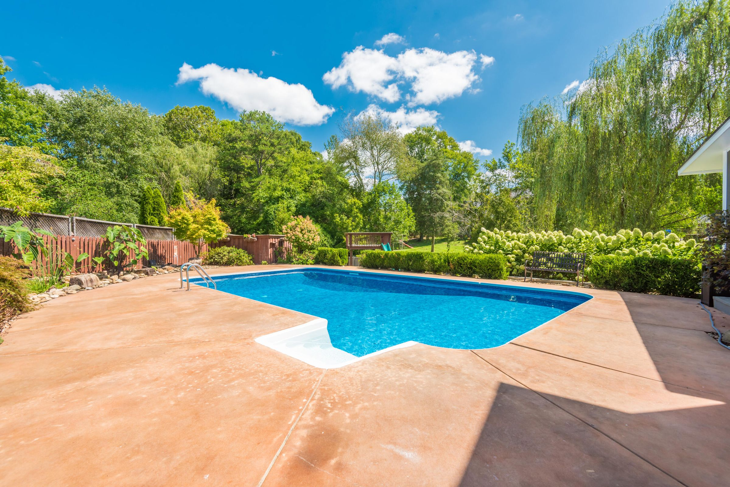 Pool Area - Great for Entertaining!