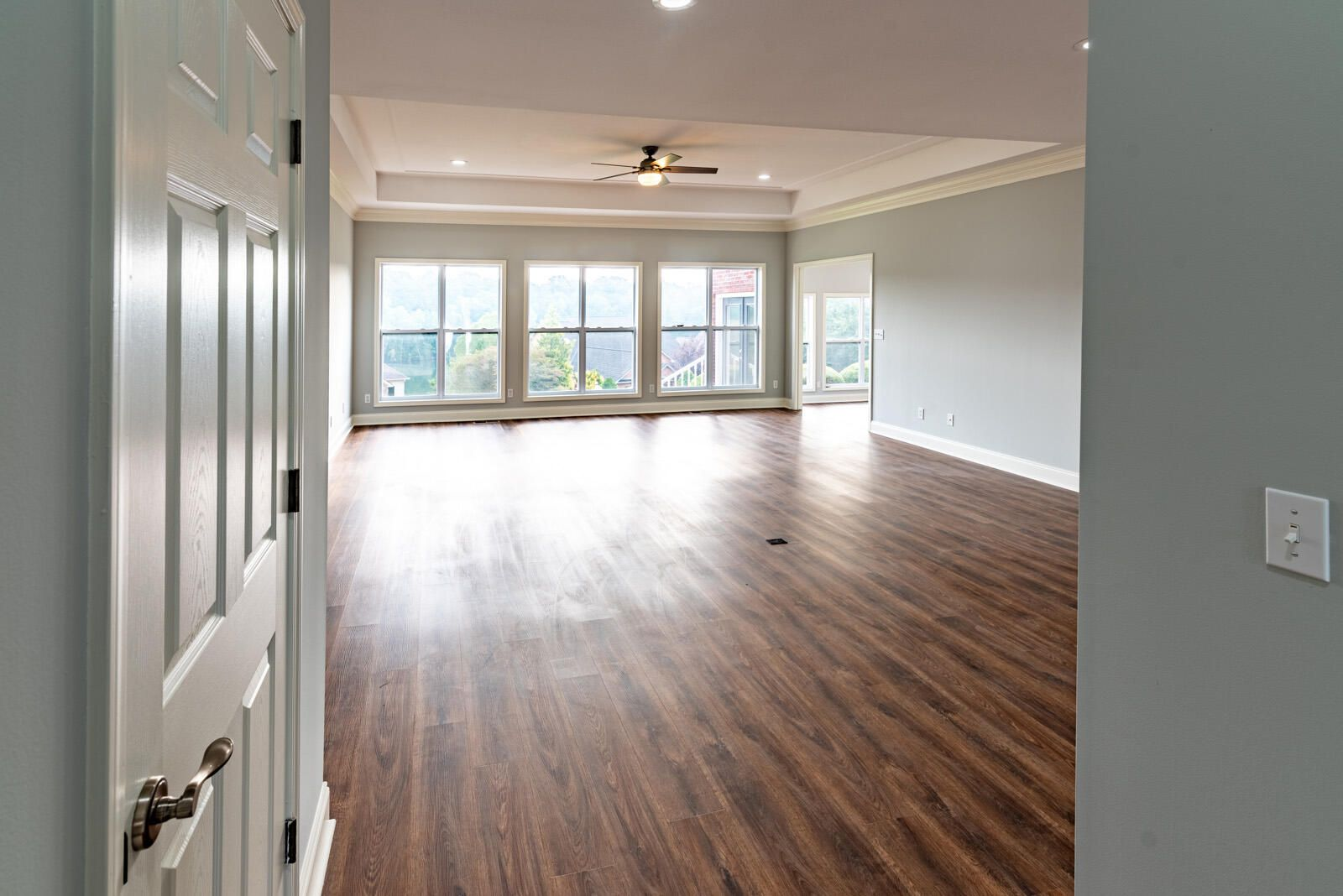 Living Area from Foyer