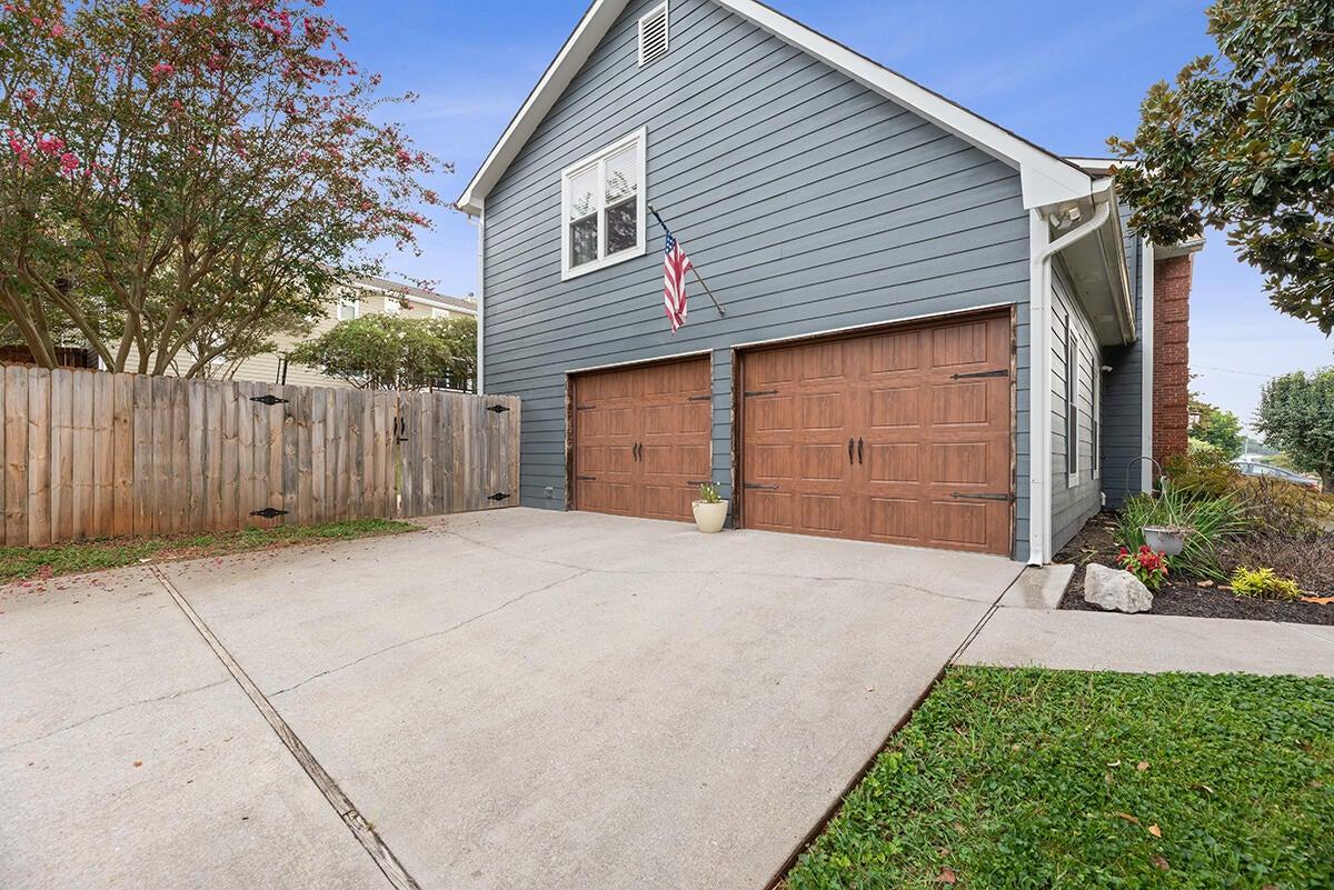 Side Entry Garage Door