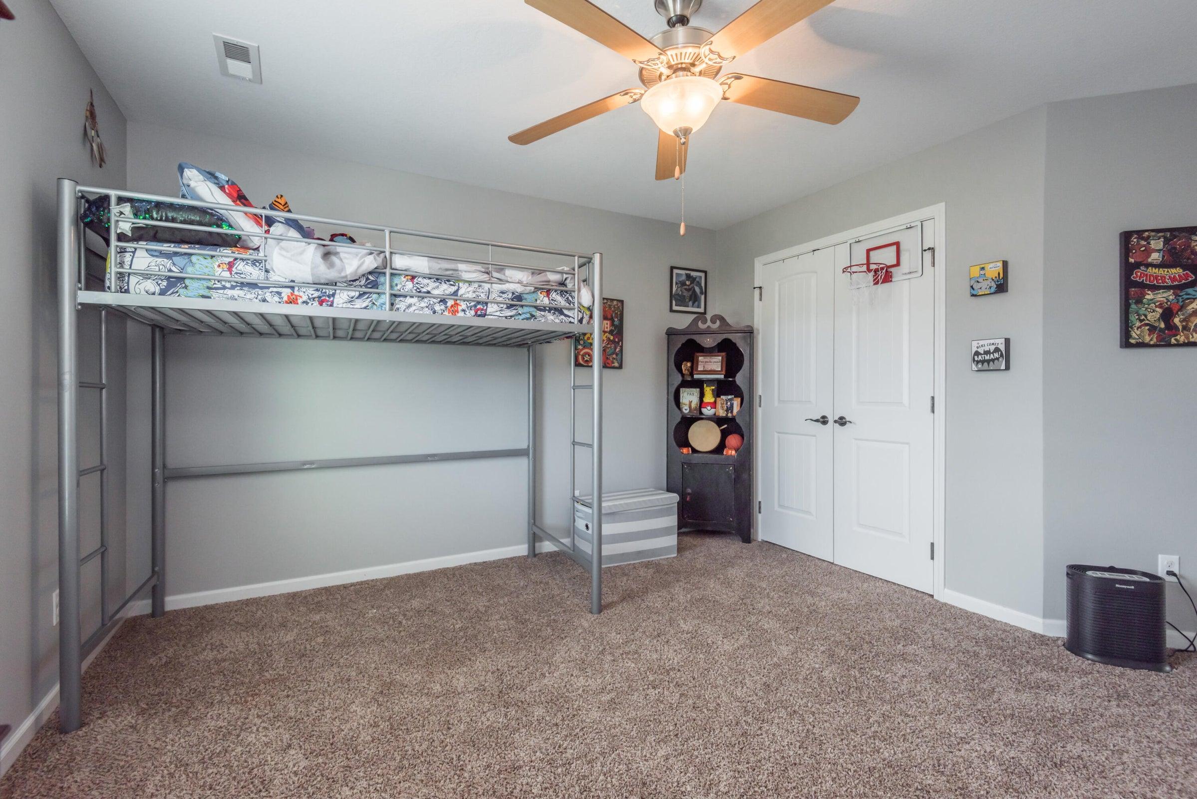 Double Closet