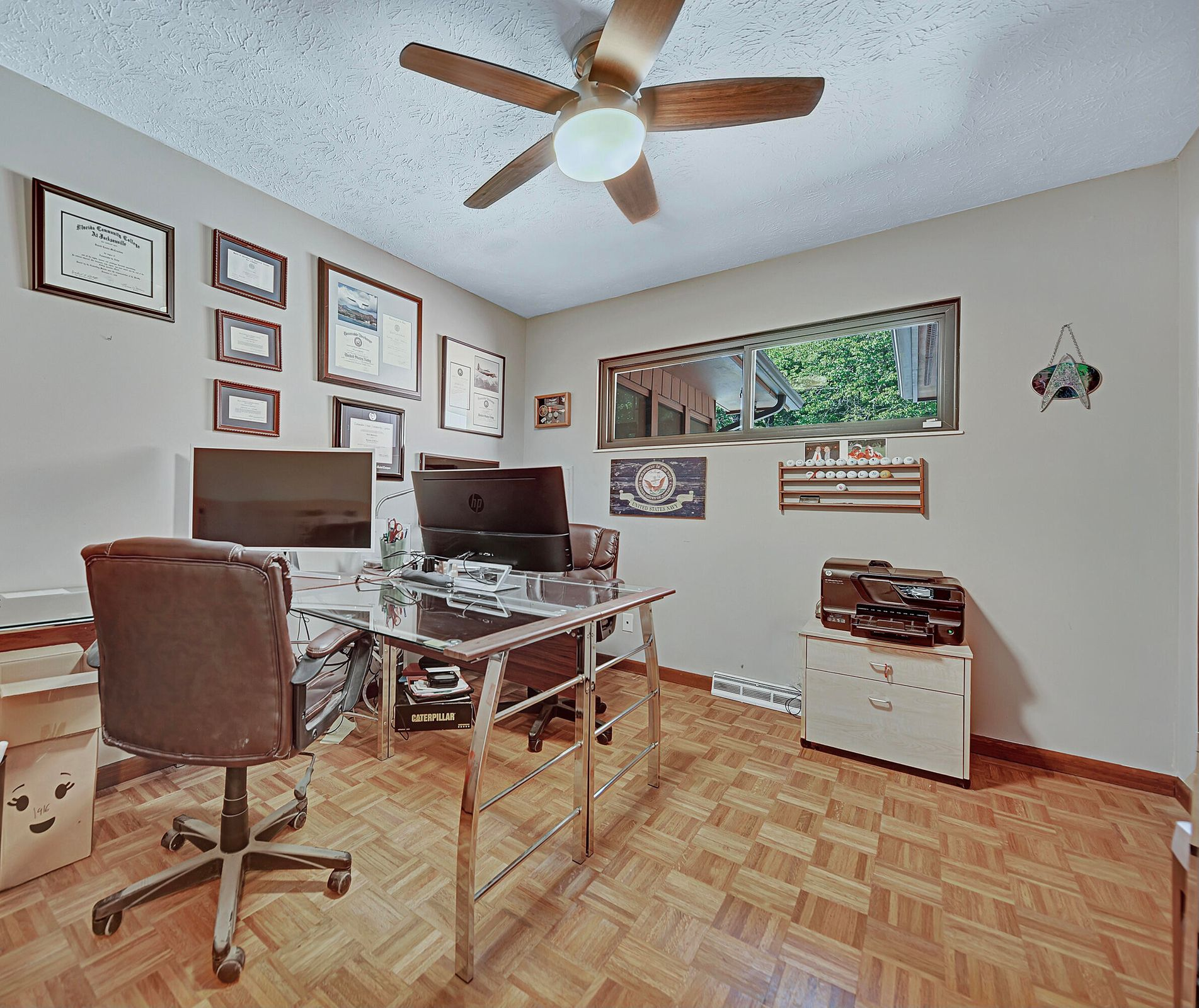 4TH BEDROOM IS USED AS OFFICE