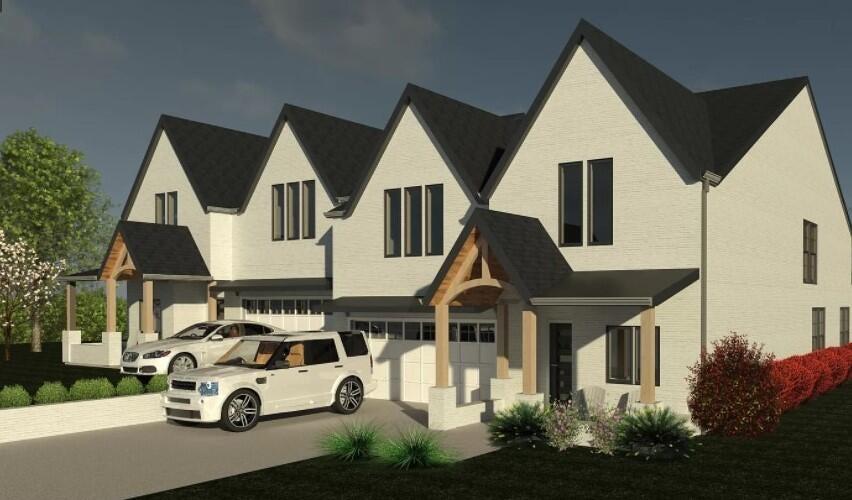 rendering of duplex