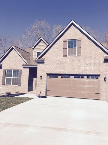 This home is an all brick rancher built by Melanie Cross. The home has 2,204 square feet and has 3 bedrooms on the main level, including the master bedroom. The bonus room is on the upper level. The living room, dining room, & kitchen will have hardwood floors. Make your selection of brick, hardwood, cabinets, granite, ceramic tile, light fixtures, paint color, carpet, etc.