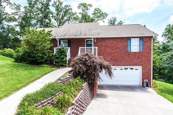 2835 Cherokee Peak Lane, Knoxville, TN 37912