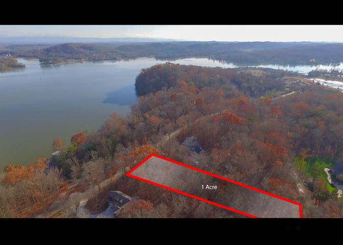 Awesome opportunity to own a true Lake View building site!