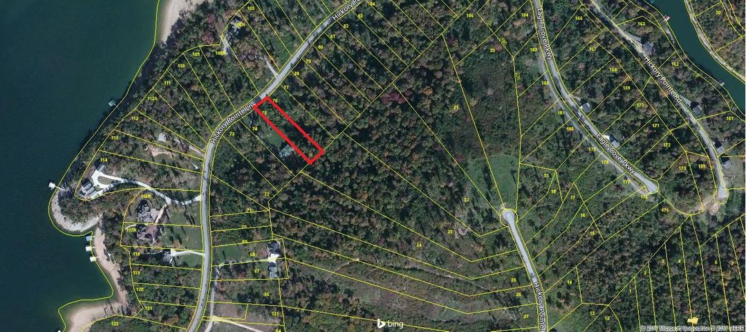 Lot 75 Hickory Pointe Ln, Maynardville, TN 37807
