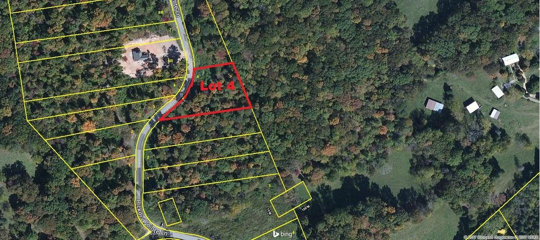Lot 4 Hickory Pointe, Maynardville, TN 37807