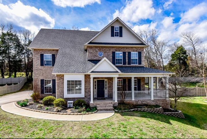 507 Spring Branch Lane, Knoxville, TN 37934