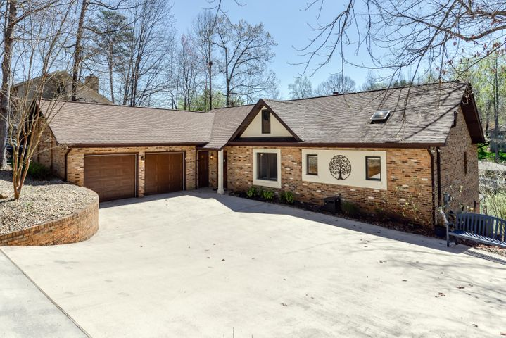 Brick Lakefront Basement Home with Dock!