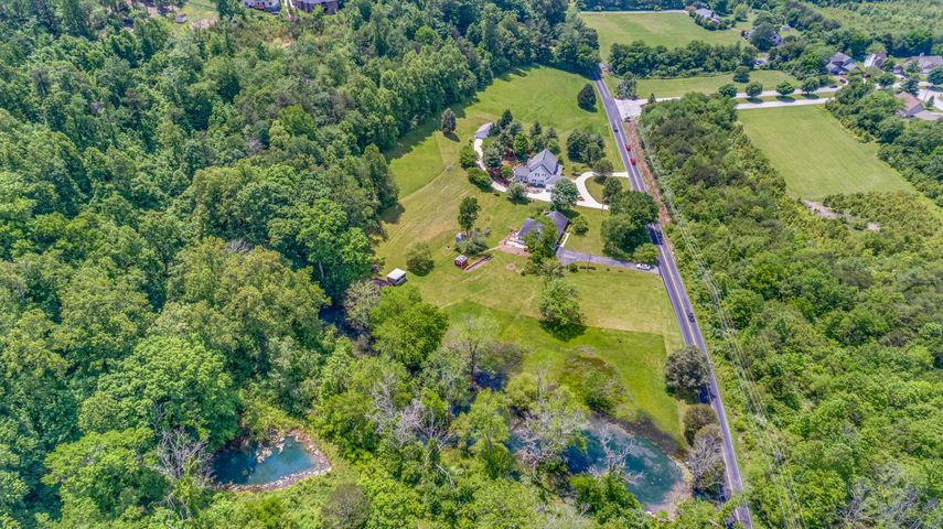 15.44 ACRES of Prime Cedar Bluff Real Estate, 2 Homes & Natural Spring!