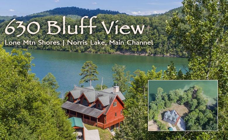 630 Bluff View Rd, New Tazewell, TN 37825
