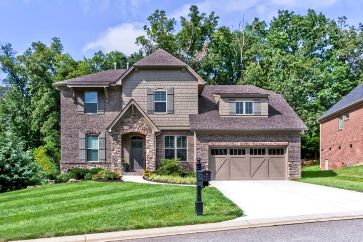 "Previously Featured In ""Parade of Homes""! Stunning Home Nestled in the Heart of Farragut"
