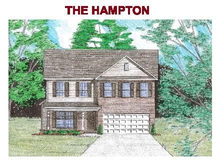 The Hampton Floorplan