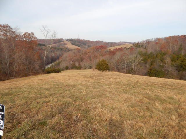 cleared lot with mountain views