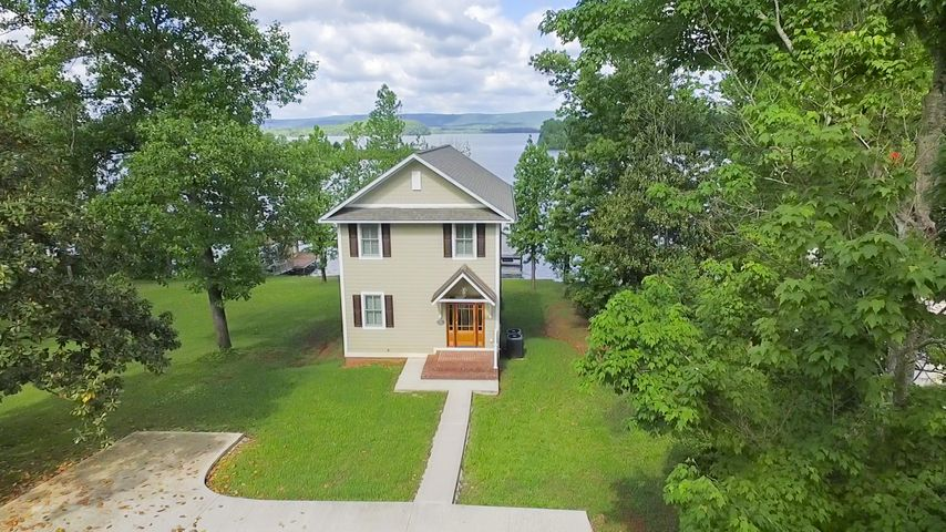 Welcome to your new Lake Front Home!