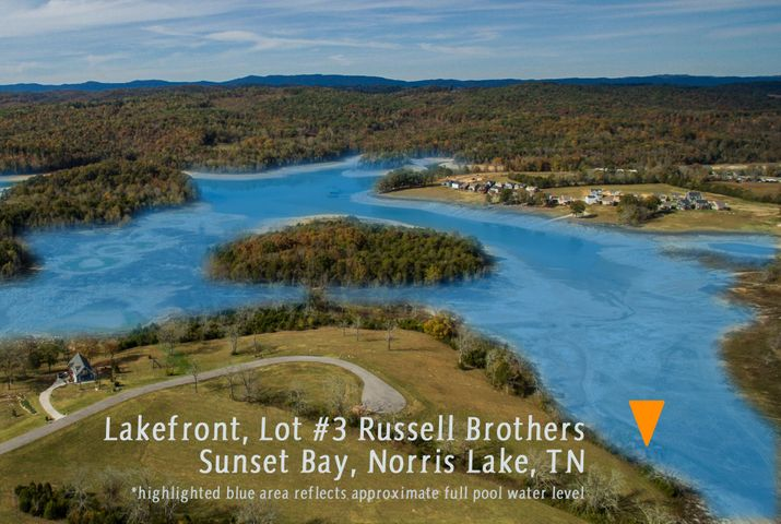 Lot 3 Russell Brothers Rd, Sharps Chapel, TN 37866