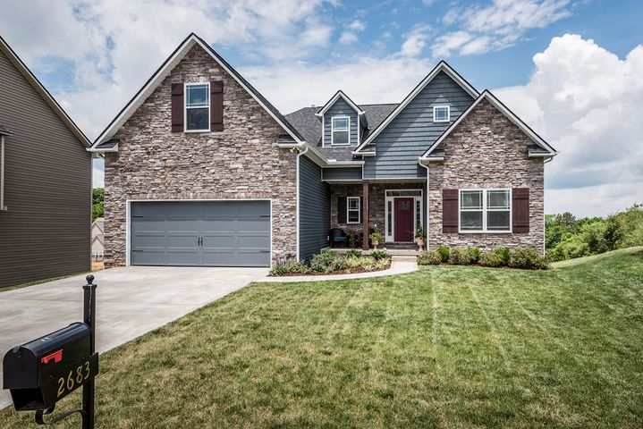 2683 Brooke Willow Blvd, Knoxville, TN 37932