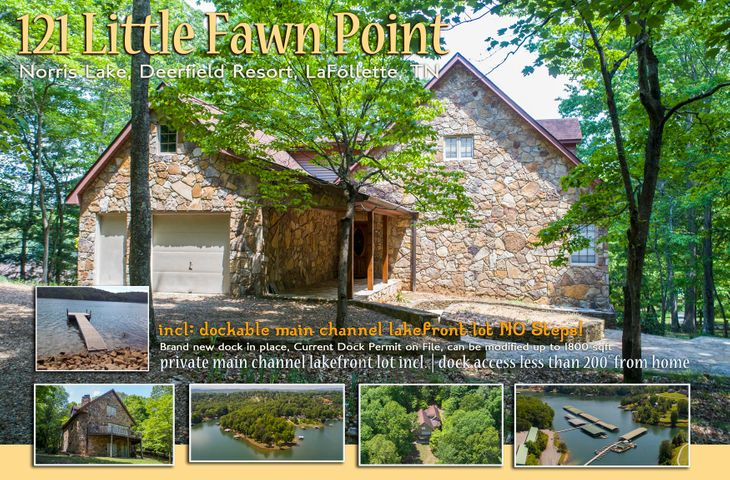 121 Little Fawn Point, Lafollette, TN 37766