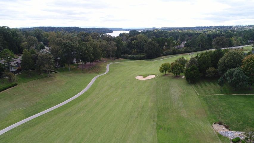 The Tanasi Golf Course is Fabulous. Watch golfers from your backyard.
