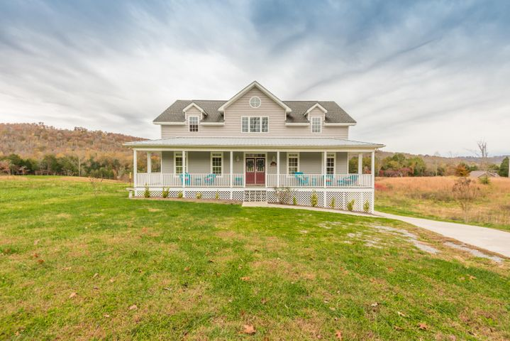 Sitting nicely on 1.55 acres!