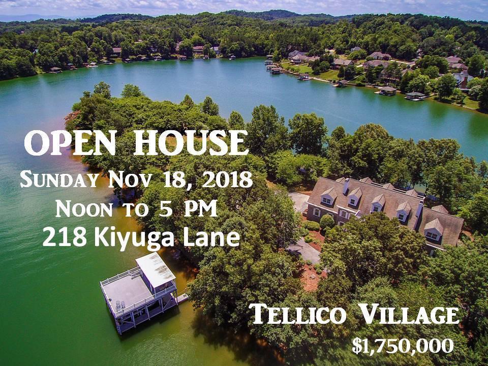 218 Kiyuga Lane, Loudon, TN 37774