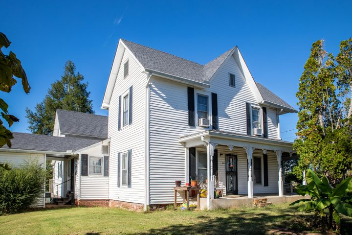 Lovely two story Victorian home built in the late 1800's