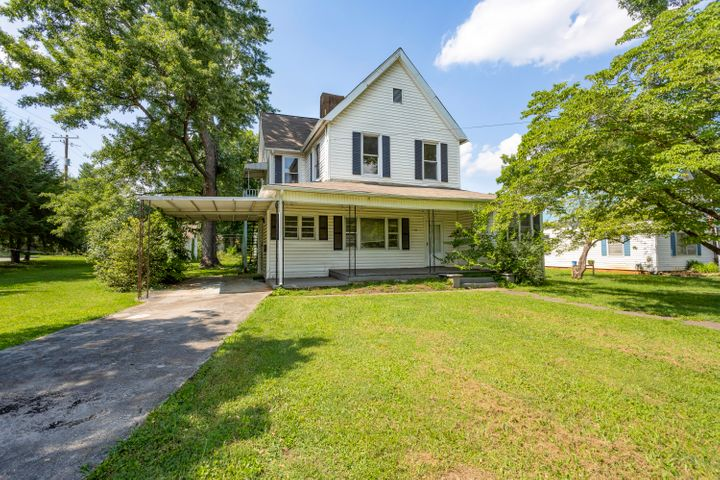 1105 Chickamauga Ave, Knoxville, TN 37917