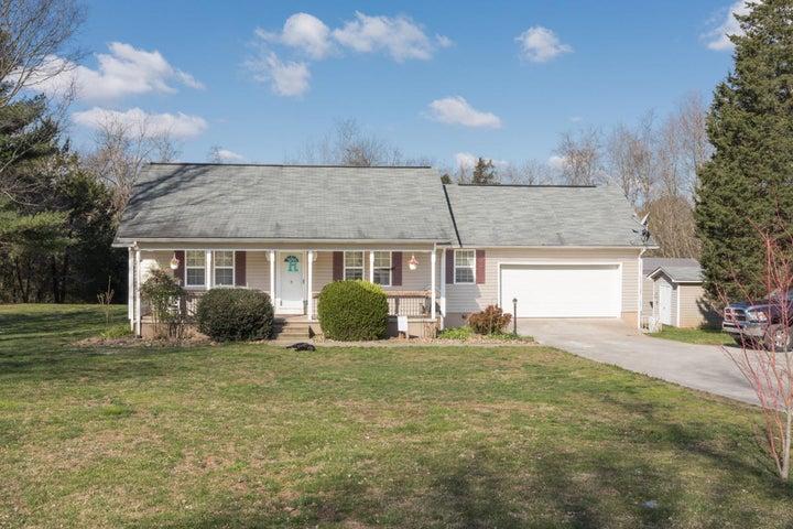 480 Oakhill Drive, Sweetwater, TN 37874