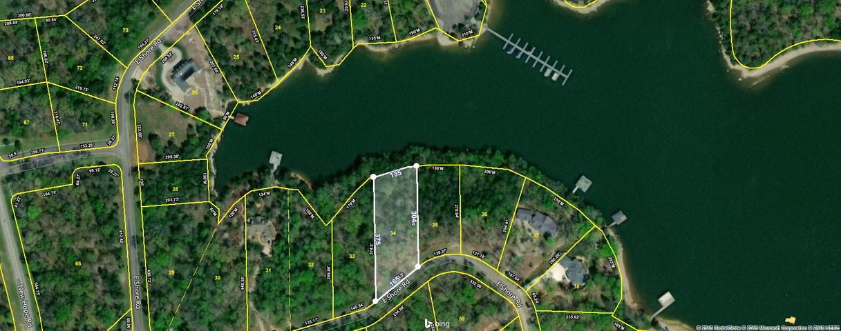 E Shore Dr, Lot 34, Rockwood, TN 37854