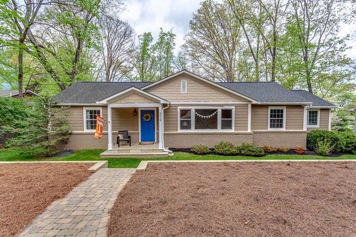 Welcome Home! 4019 Kingston Pike