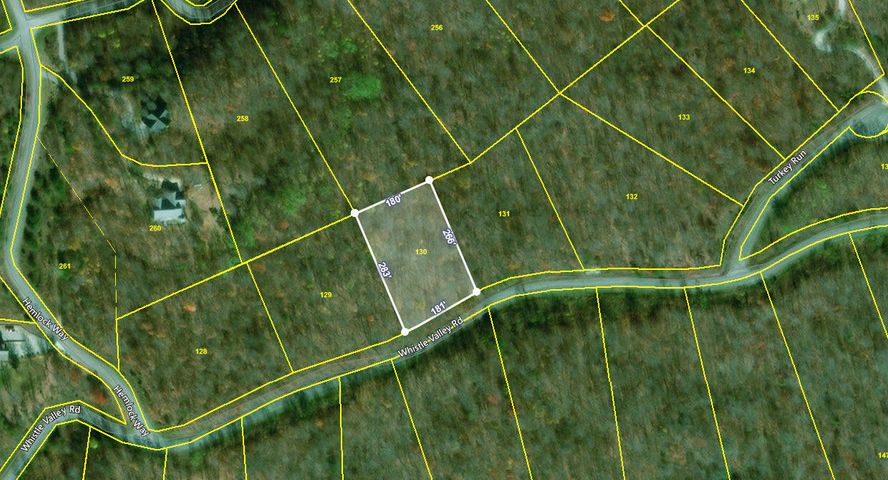 Lot 130 Whistle Valley Rd, New Tazewell, TN 37825