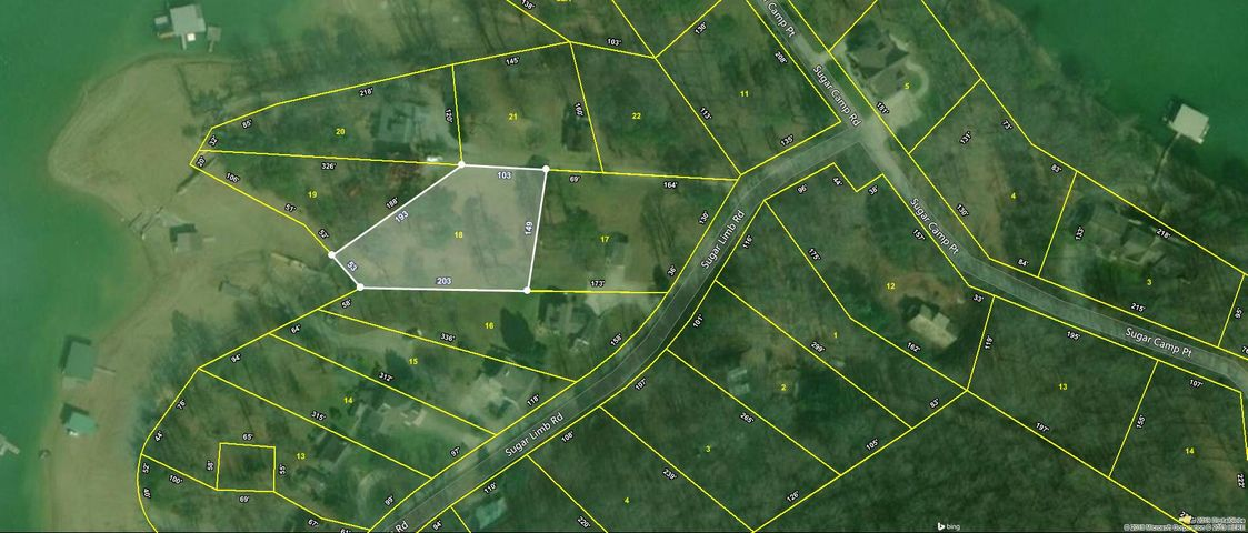 Lot 18 Sugar Limb Rd, Maynardville, TN 37807