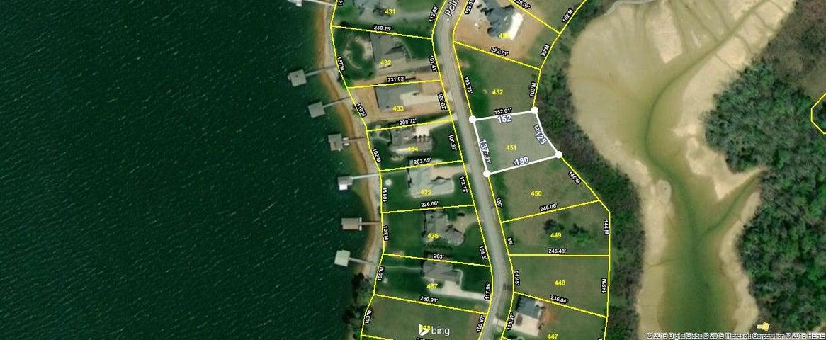 Pointe Vista Dr, Lot 451, Rockwood, TN 37854