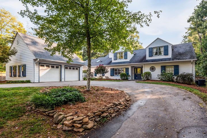 Handsome & Strong Cape Cod with timeless appeal!