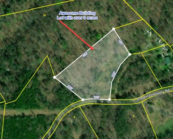 155 Hardin Cemetery Rd, Vonore, TN 37885