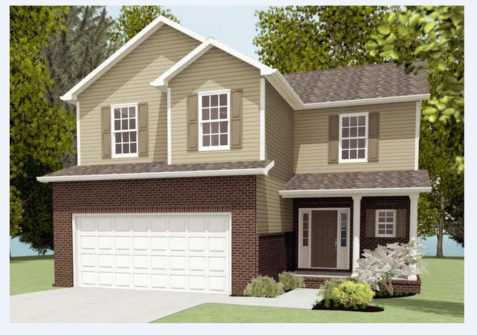 2717 Wild Ginger Lane, Knoxville, TN 37924