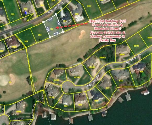840 Rarity Bay Pkwy, Vonore, TN 37885