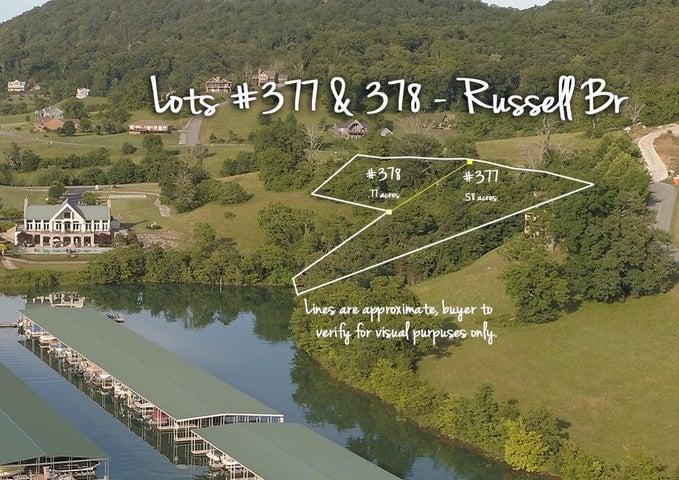 Lot 377 Russell Br, Sharps Chapel, TN 37866