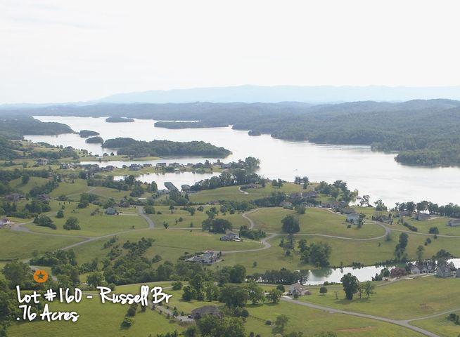 Lot 160 Russell Brothers Rd, Sharps Chapel, TN 37866