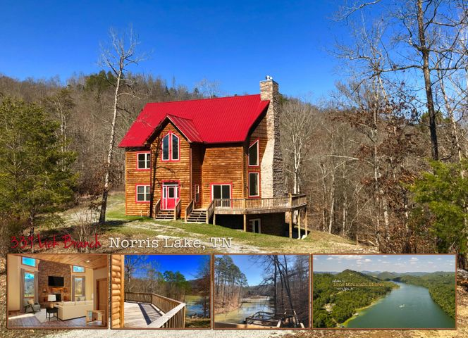 339 Lick Branch, New Tazewell, TN 37825