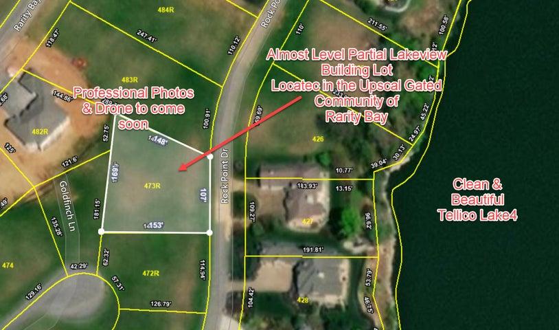Rock Point Drive, Vonore, TN 37885