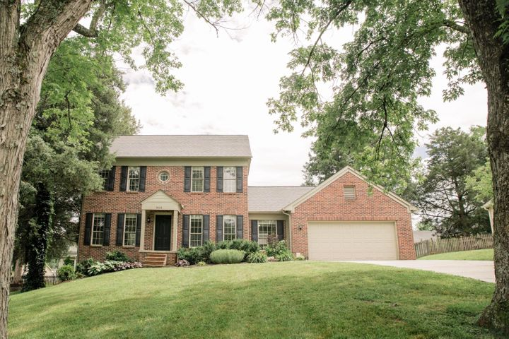 8808 Colchester Ridge Rd, Knoxville, TN 37922